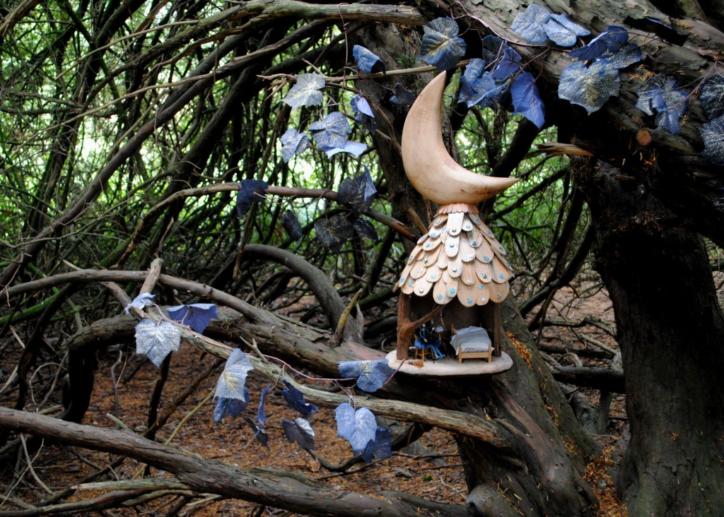 Audley End Miniature Railway and Enchanted Fairy and Elf Walk