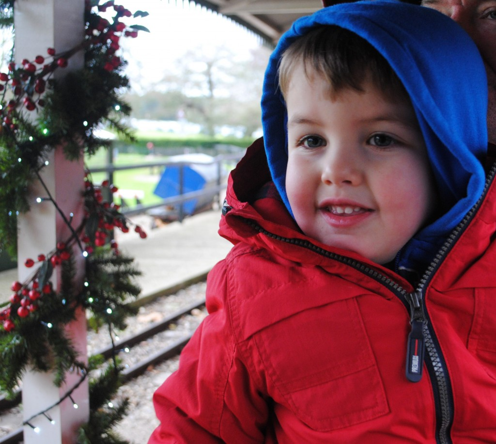 Audley End Miniature Railway Christmas Special
