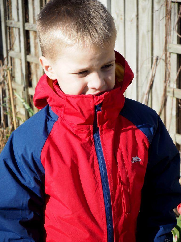 Trespass Rhys Boys' Snow Jacket
