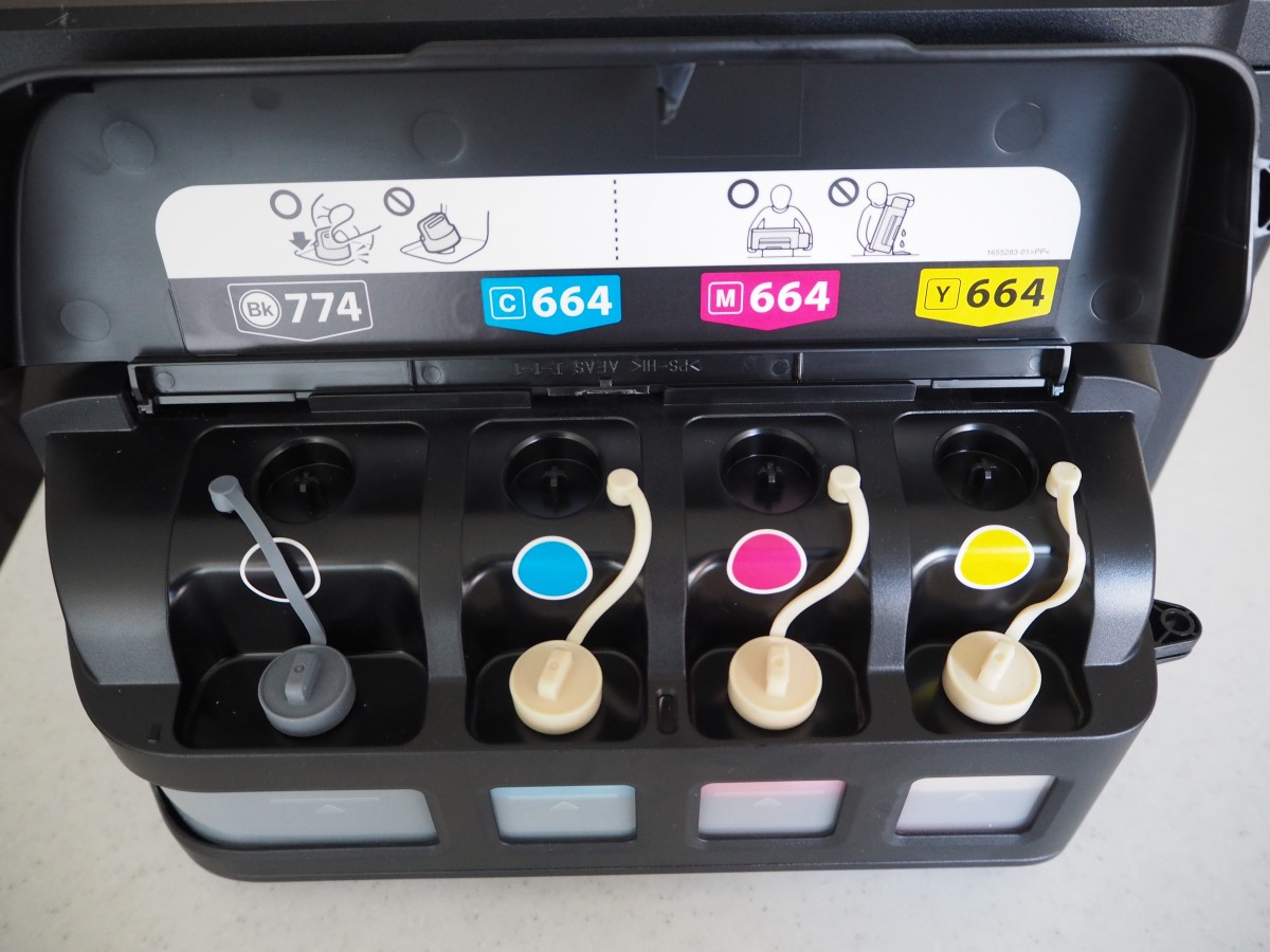 Epson ET-3600 Ecotank Printer Review - Loved by Elena