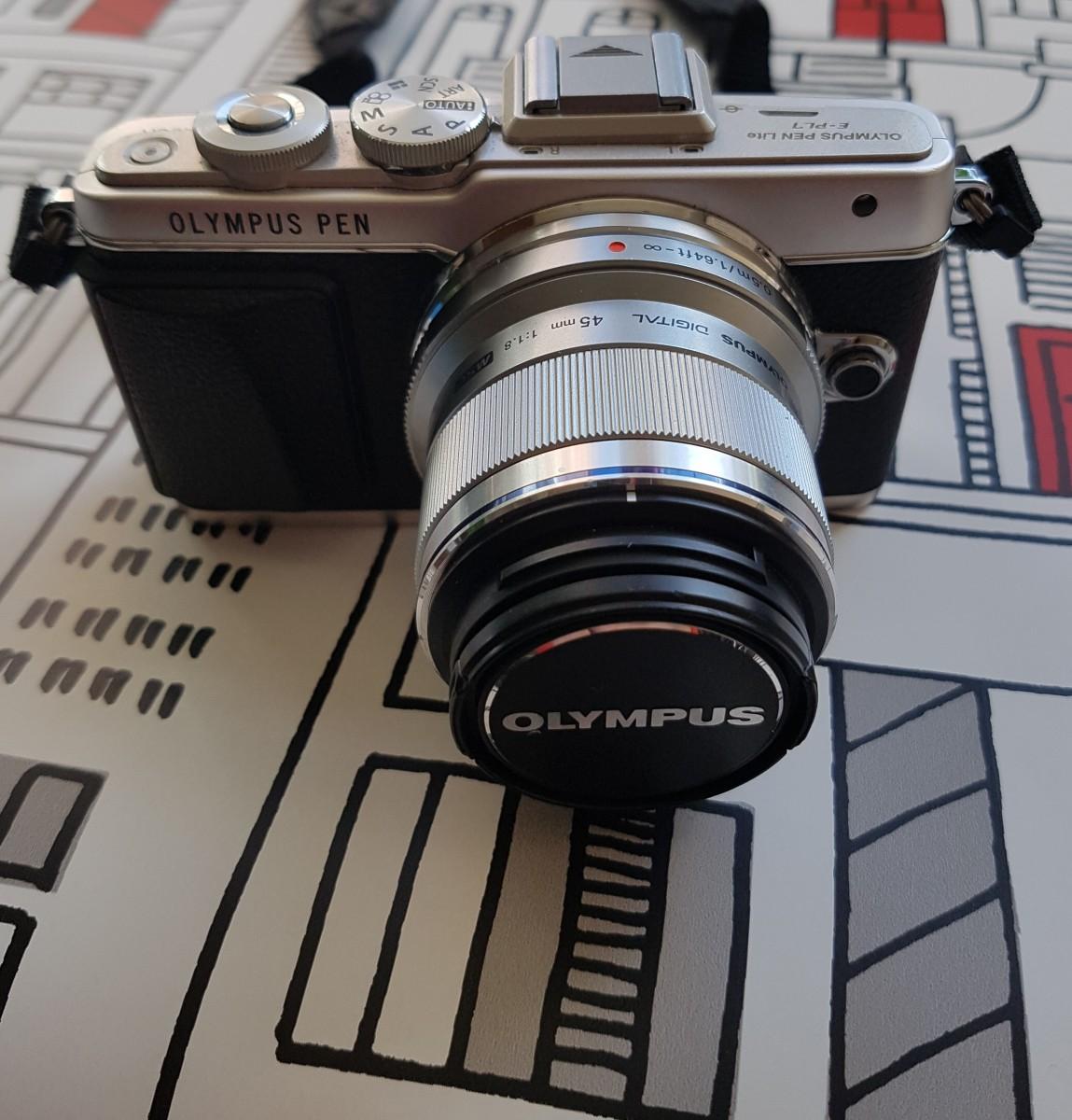 Olympus-45mm