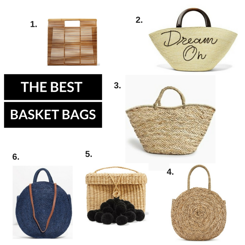 On trend | Basket bags