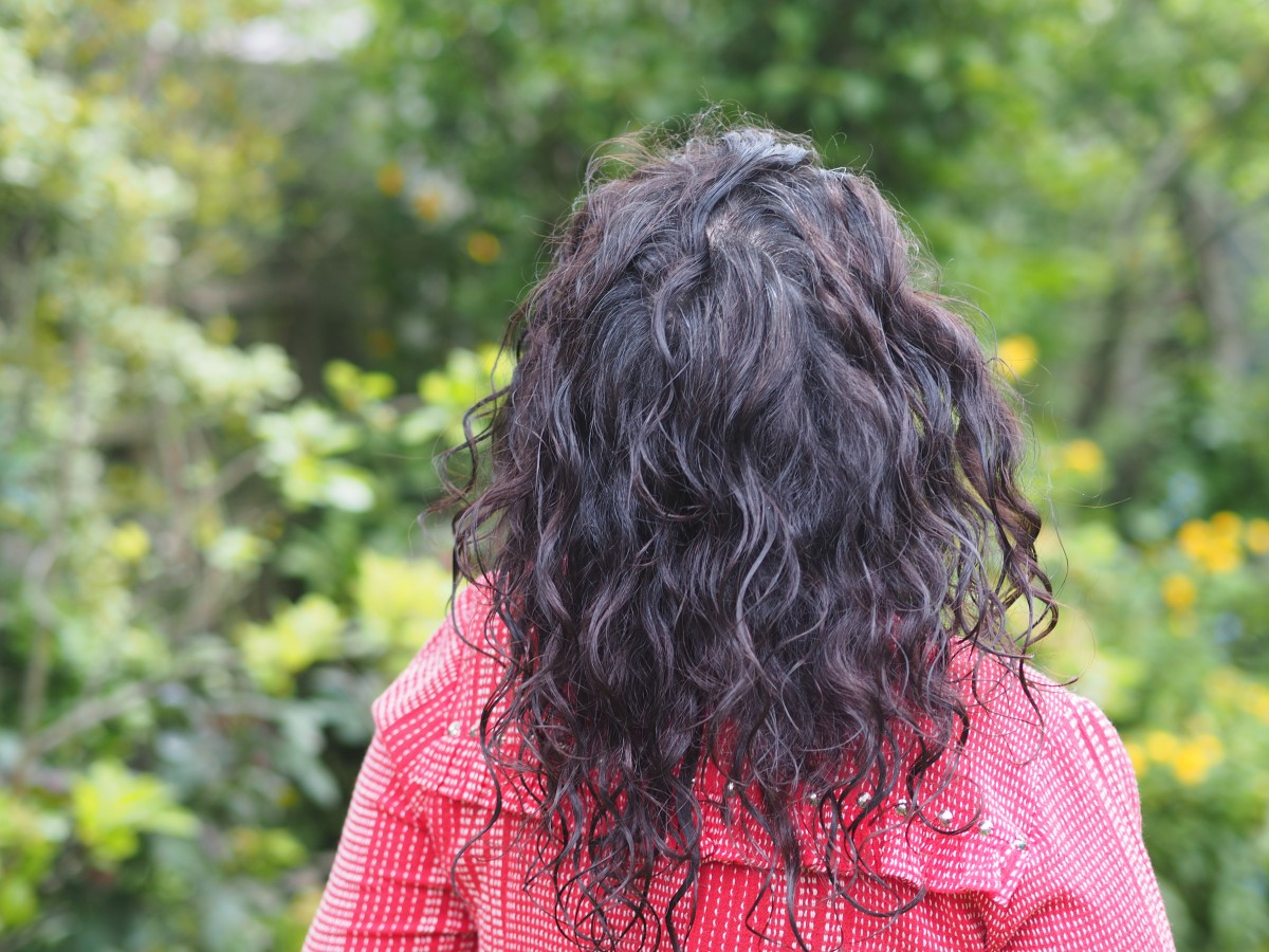 Curly girl method 6 months on