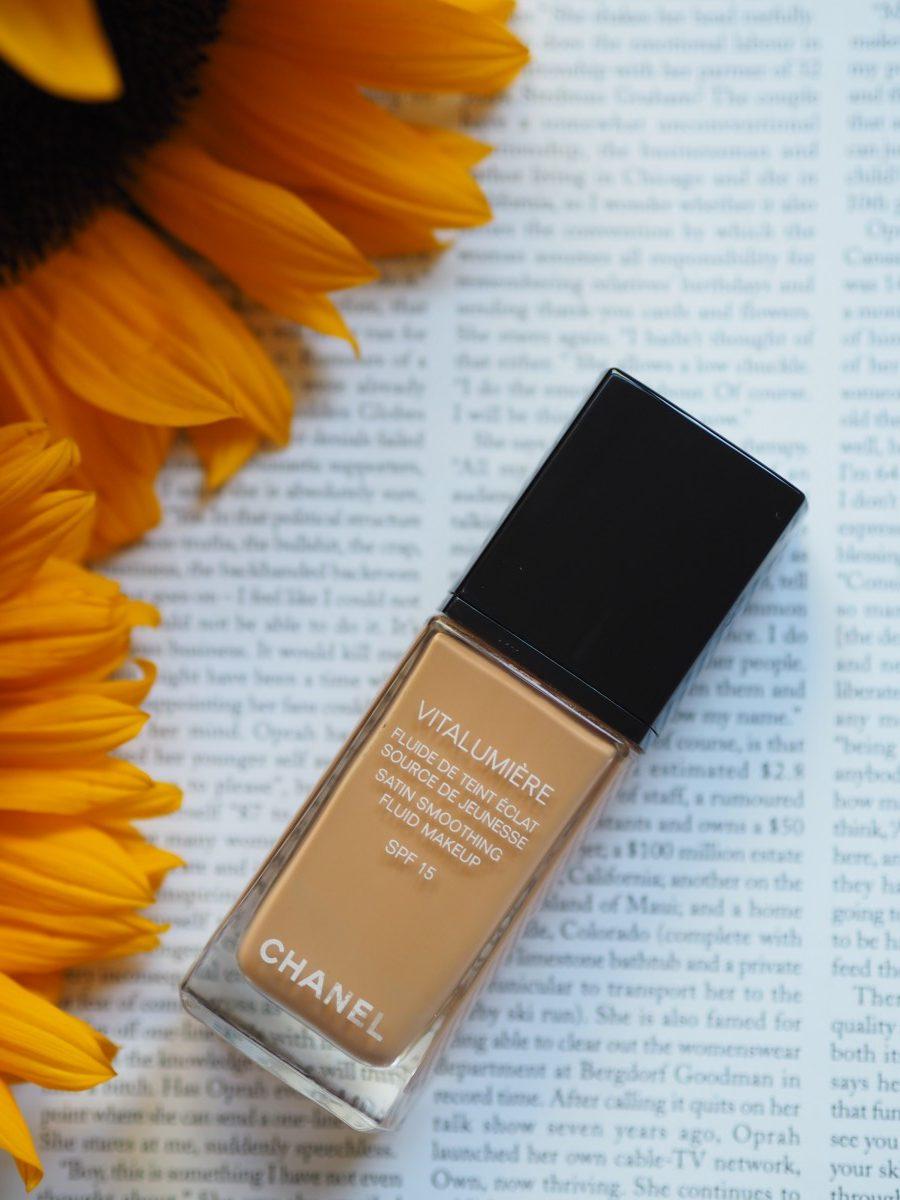 Favourite Foundation Chanel