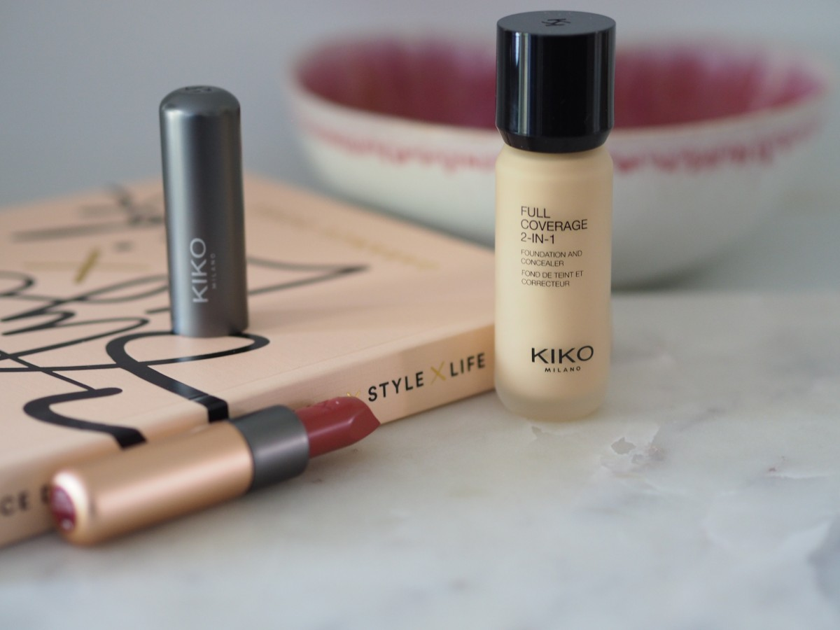 My 3 favourite foundations