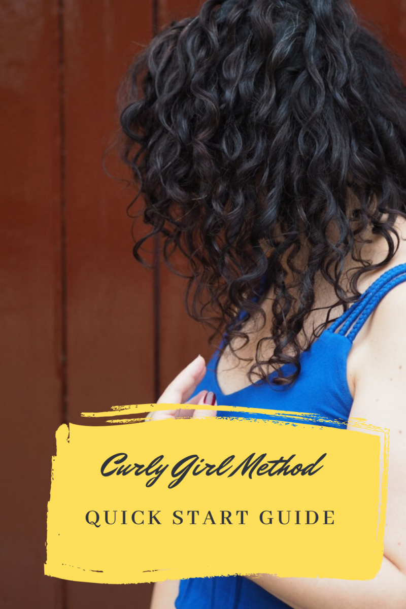 Beginners Guide to The Curly Girl Method